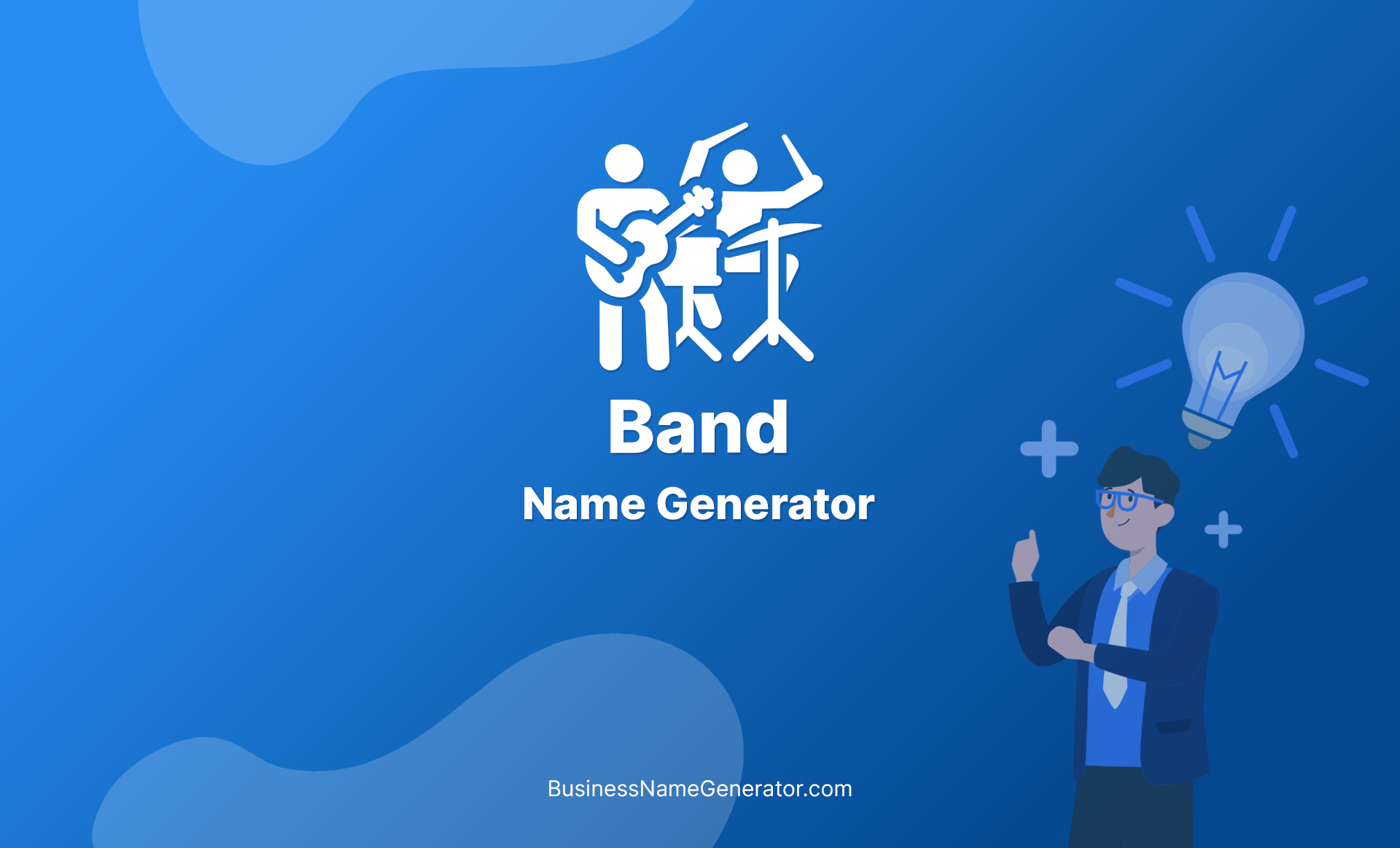 Band Name Generator + (Instant Availability Check)